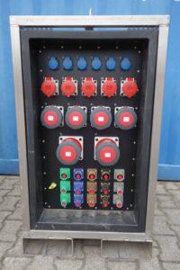 Powerlock verdeelkast